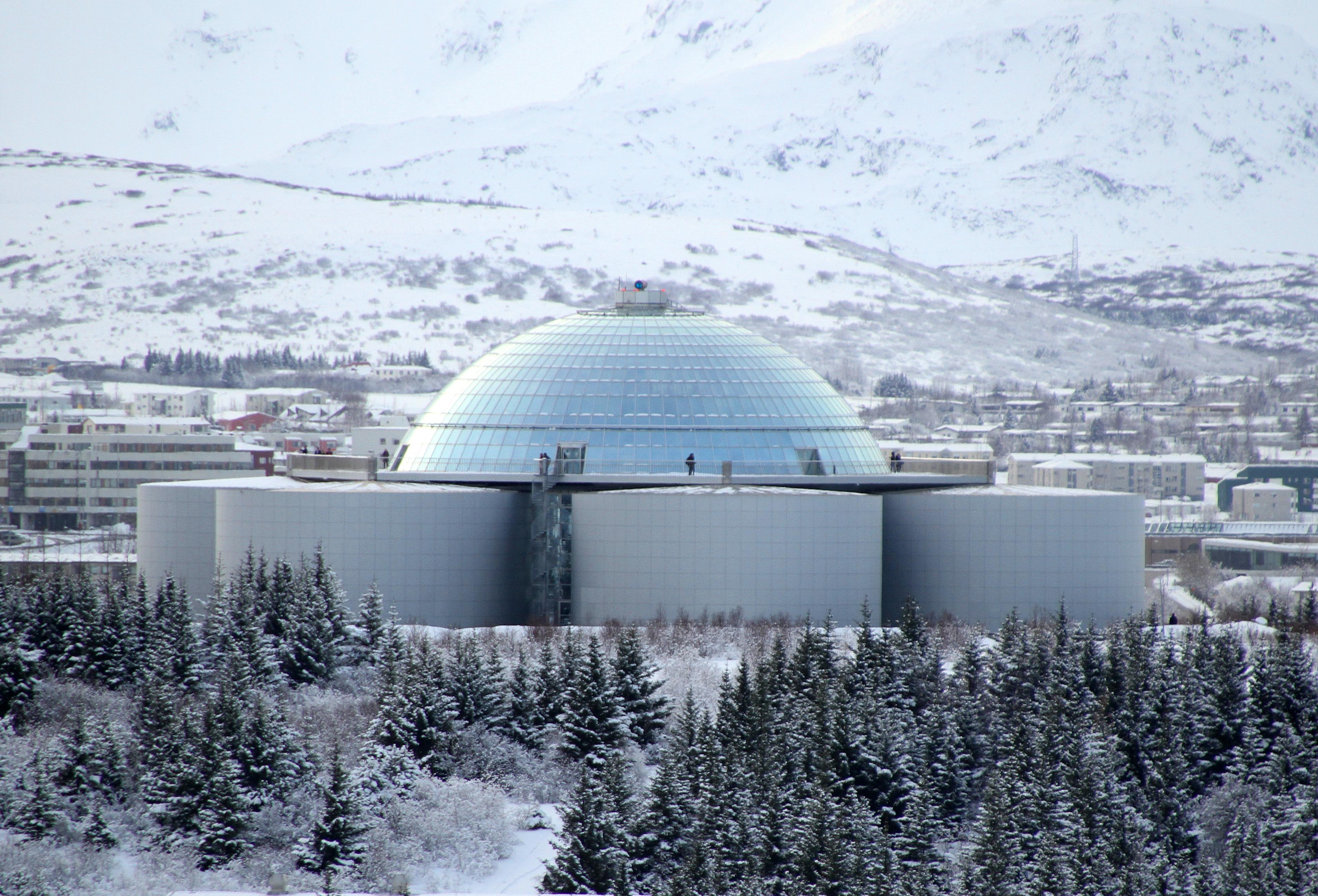 zaujímavosti Reykjavíku